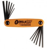 12 Peice Standard and Metric GorillaGrip® Foldup Tool